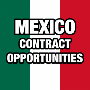 Mexico contract opportunities