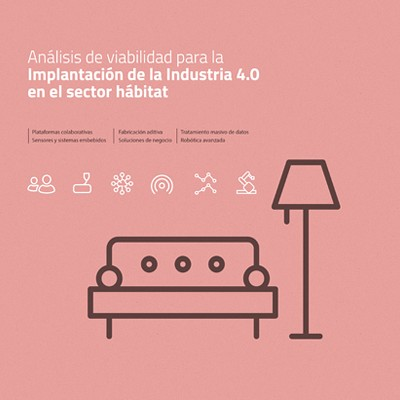 Habitat 4.0: Guide for the implantation of industry 4.0 in the sector of the habitat